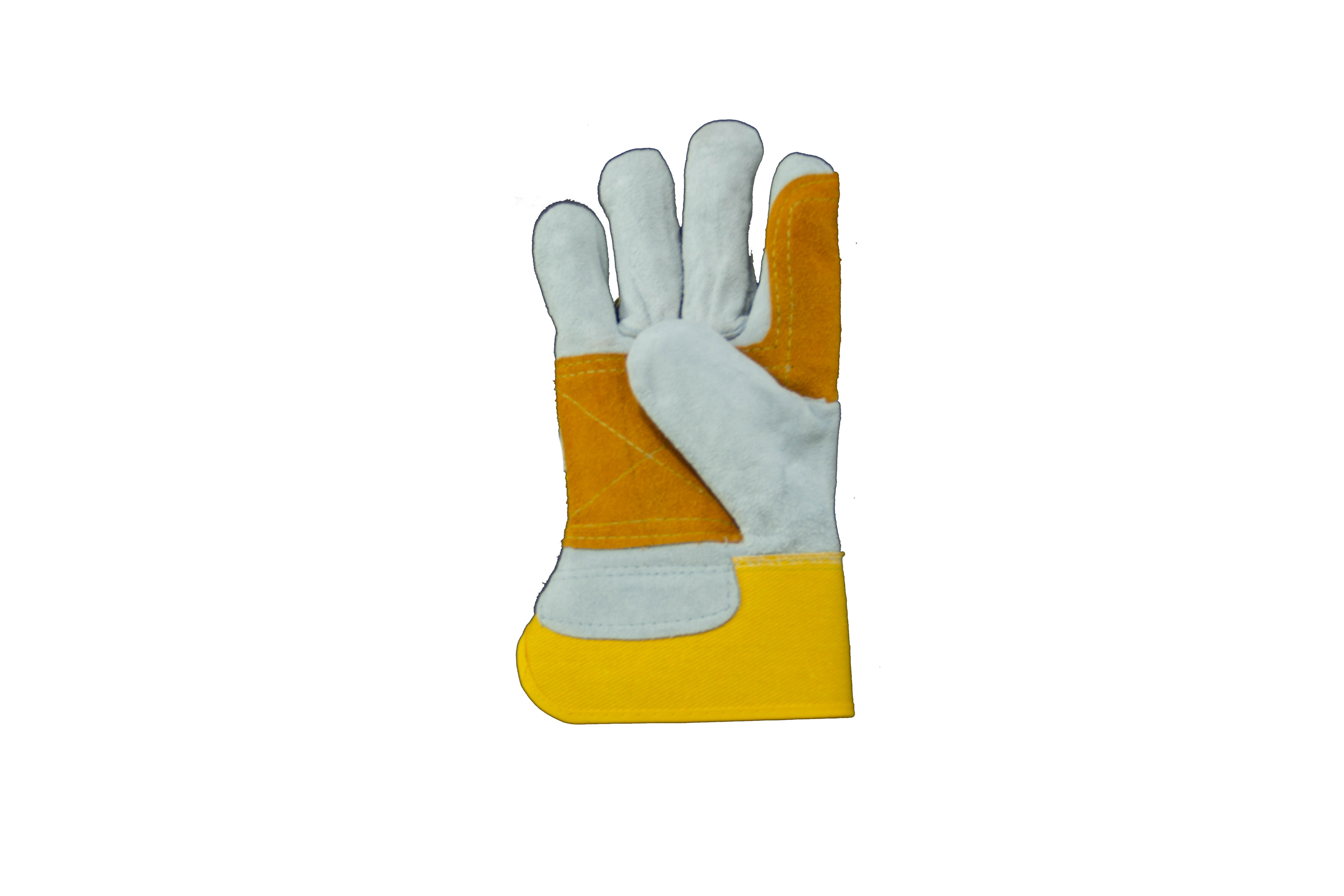 COTTON / VACCINE LEATHER GLOVE DCS-324
